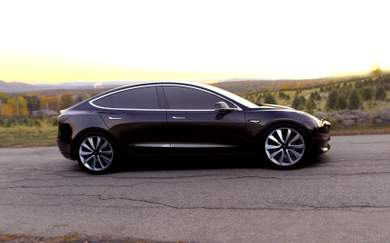 Tesla Has Just Started Production on Its First Mass-Market Electric Car