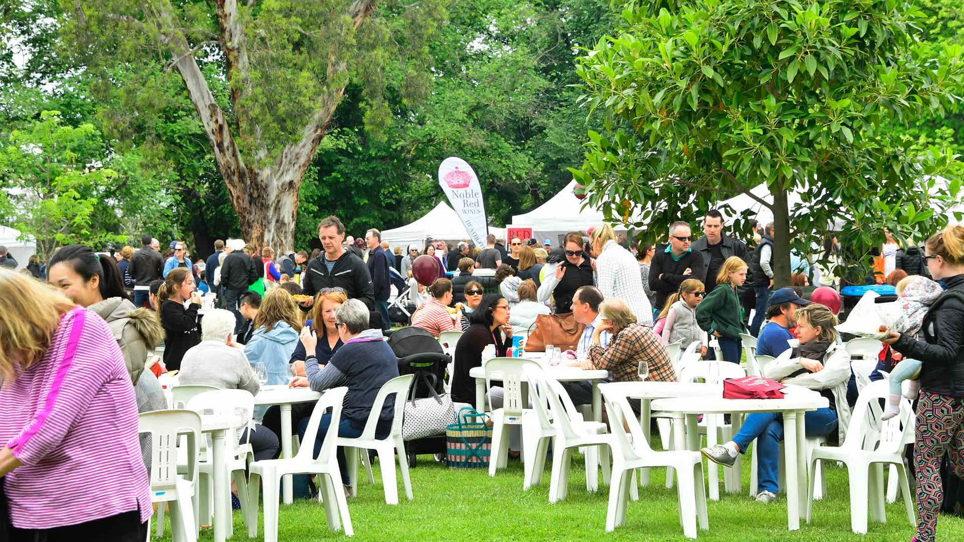 East Malvern Food and Wine Festival 2018