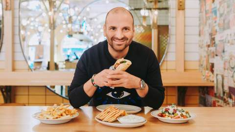 George Calombaris' Made Establishment Group Has Gone Into Voluntary Administration