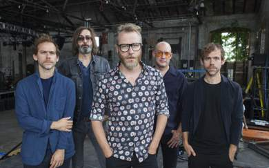 Five Minutes with The National's Scott Devendorf