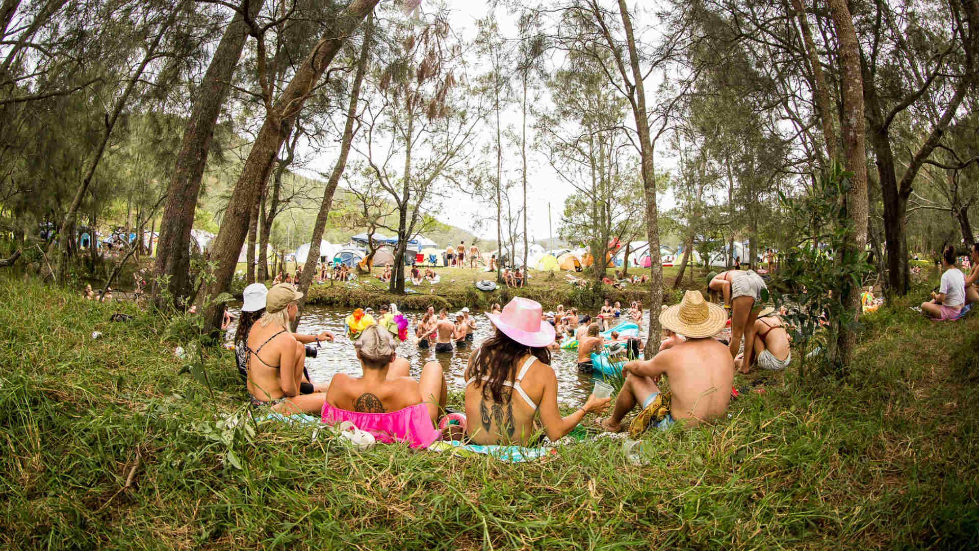 New Year's Eve Festival Lost Paradise Has Been Cancelled Because of the NSW Bushfires