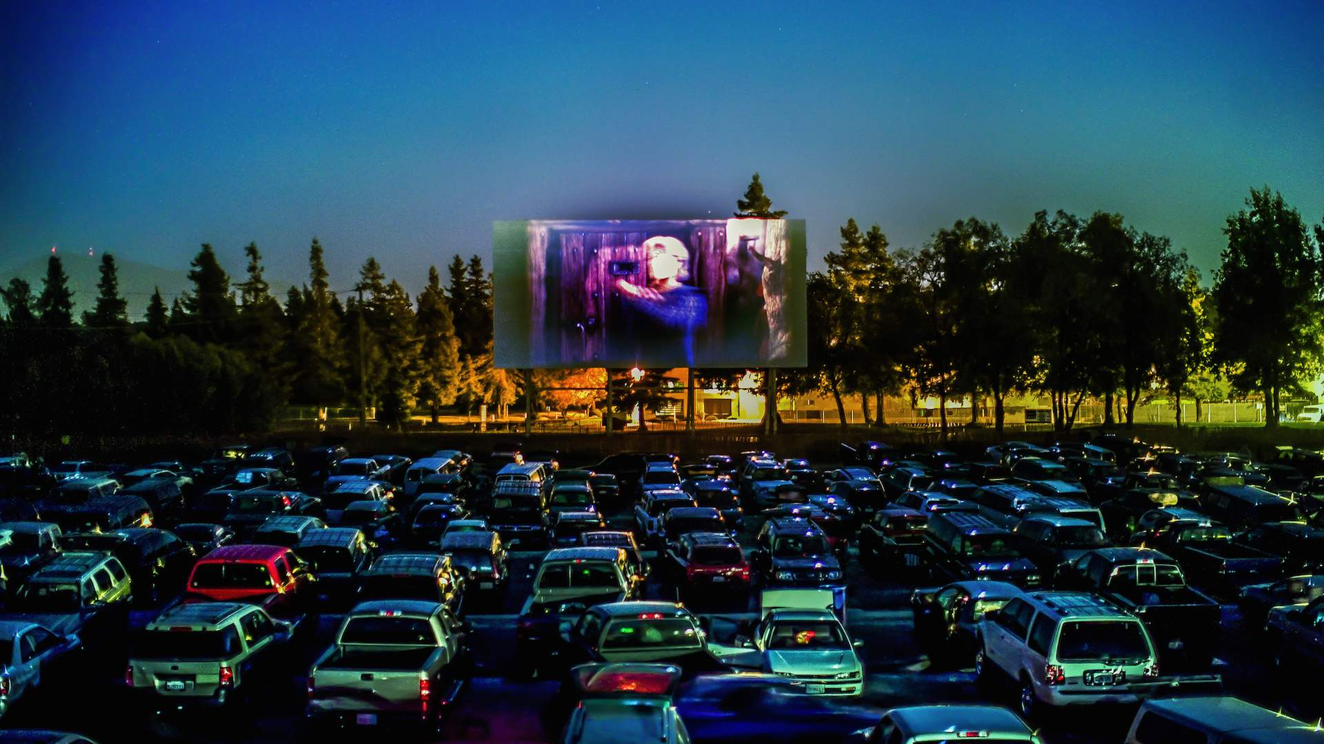Drive In & Dine 90s Movie Night