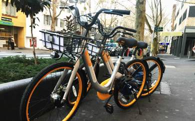 Controversial Bike Sharing Service oBike Will Disappear from Melbourne's Streets