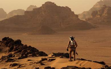 What Does It Realistically Take to Live on Mars?