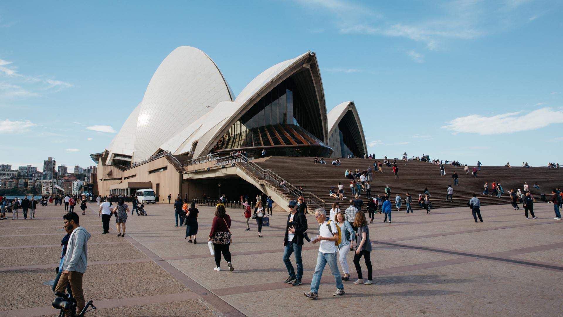 SYDNEY OPERA HOUSE'S TWO FOR ONE FOR YOU