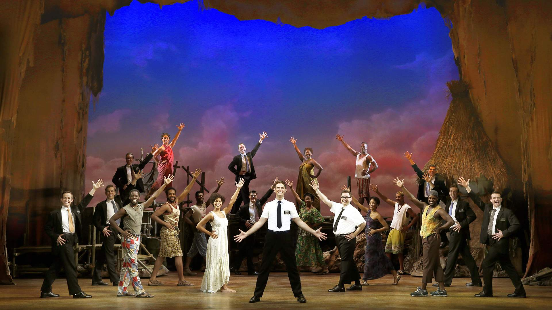 'The Book of Mormon' Is Finally Coming to Auckland
