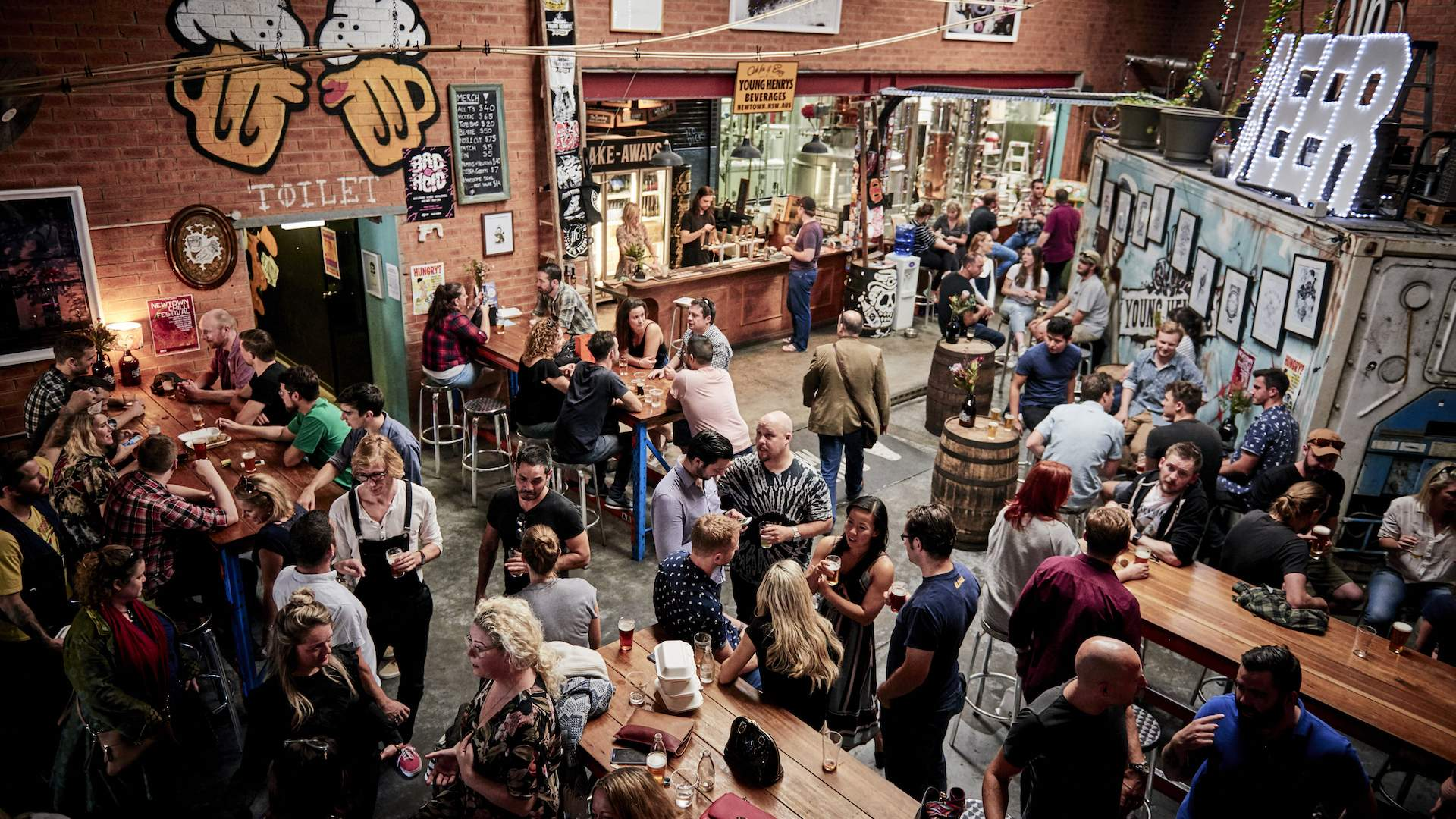 Concrete Playground's DIY Inner West Brewery Walking Tour
