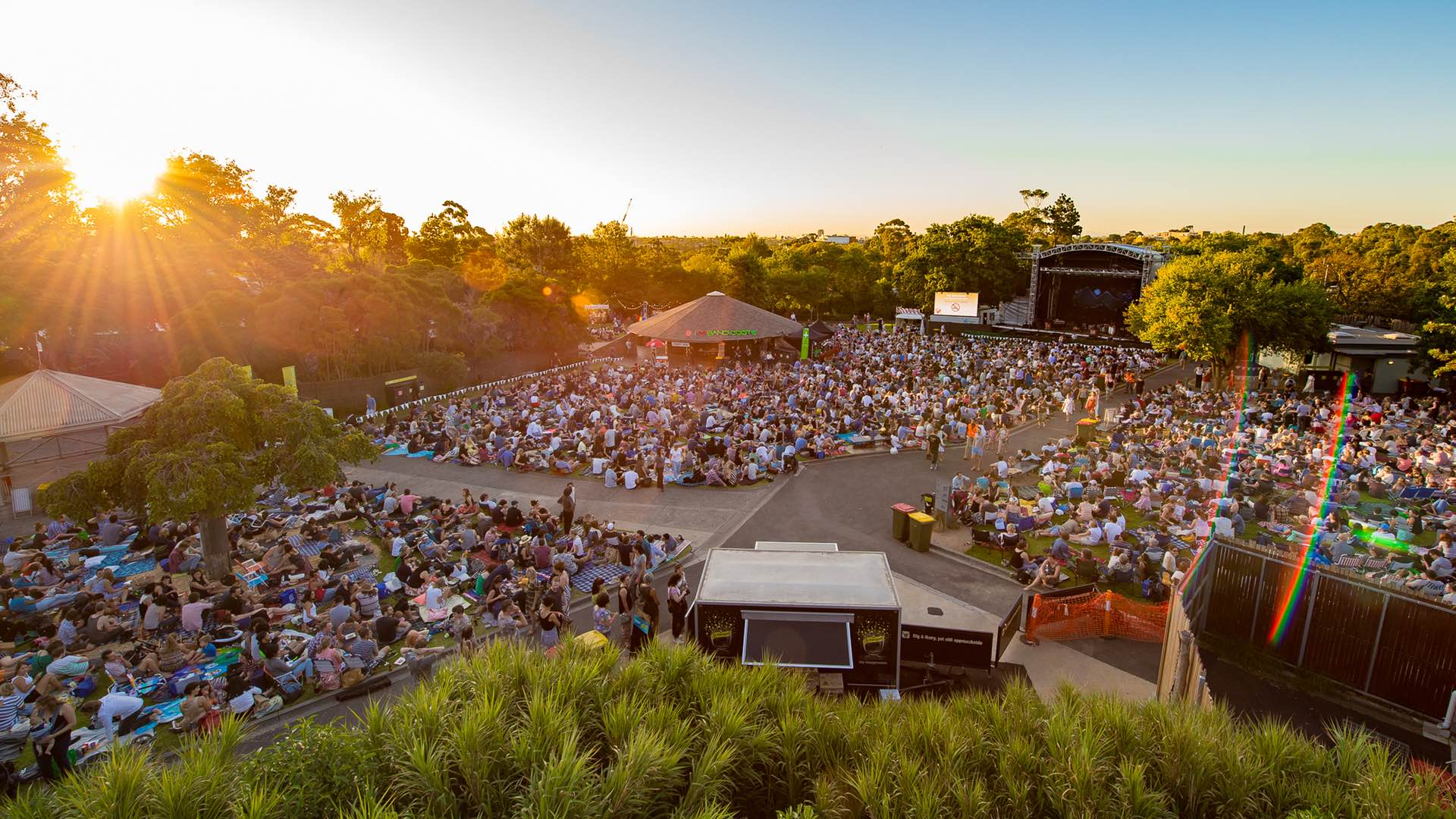 Melbourne Zoo Has Unveiled Its Full 2019 Twilight Gig Program