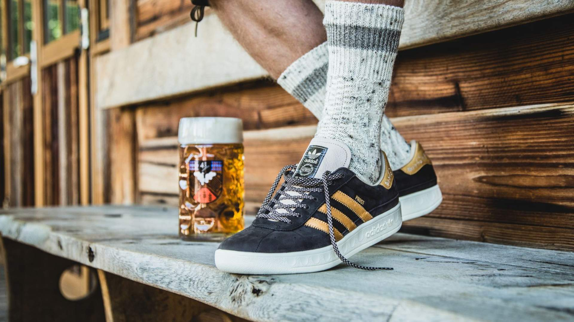 Adidas Has Created Beer-Proof Shoes for Oktoberfest