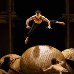 À O LÀNG PHO: Nouveau Cirque du Vietnam
