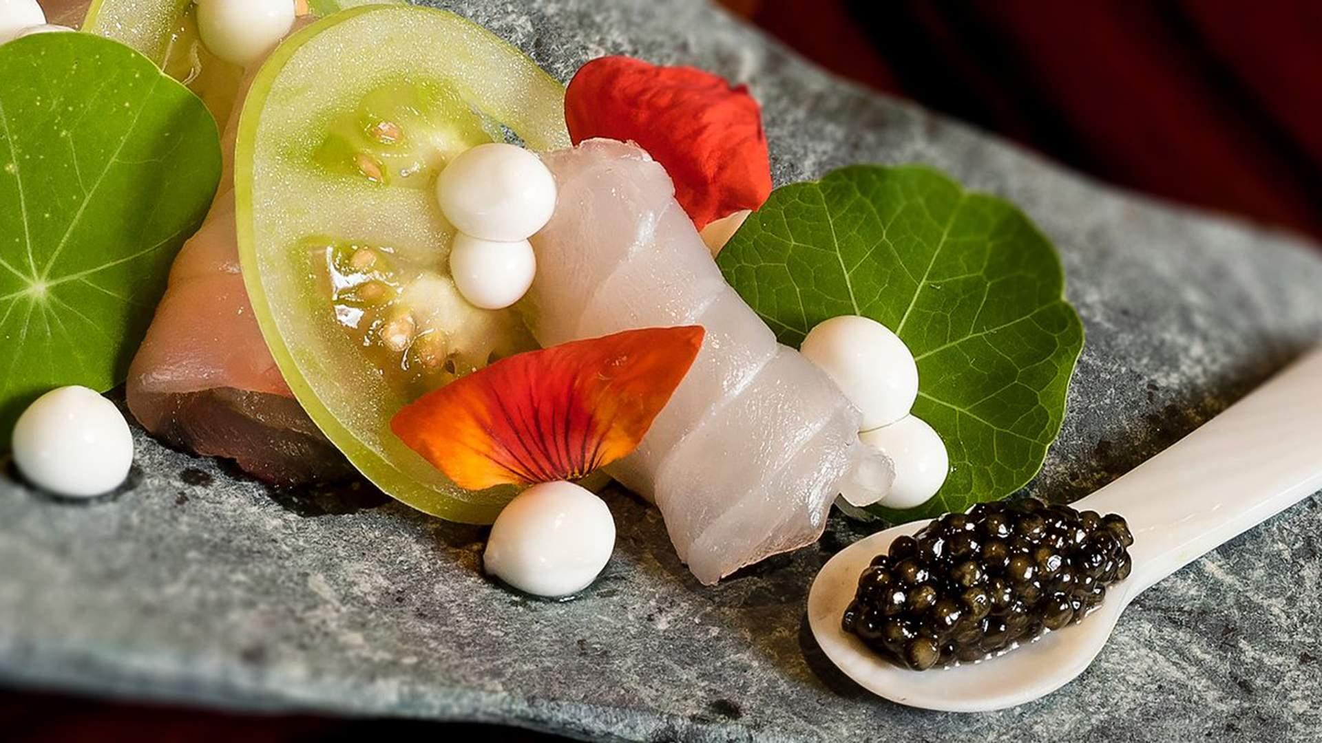 Caviar Degustation