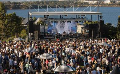 Mona Foma Announces a Supercharged Twin-City Tasmanian Lineup for 2018