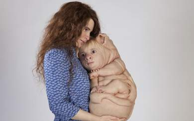 A Huge Solo Exhibition by Skywhale Artist Patricia Piccinini Is Coming to Brisbane's GOMA