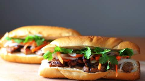 Capital Market Banh Mi
