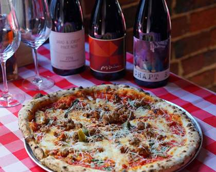 Pizza By The Metre