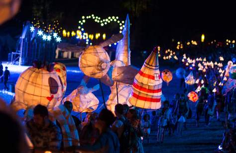 A Weekender's Guide to Woodford During Woodford Folk Festival