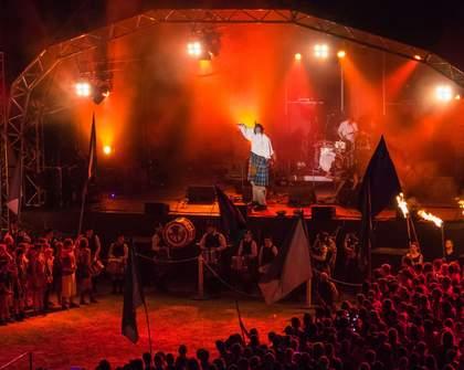 Woodford Folk Festival 2017