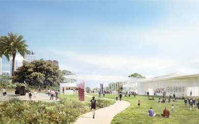 The Art Gallery Of NSW Has Revealed the Final Design for Its Massive Expansion Project