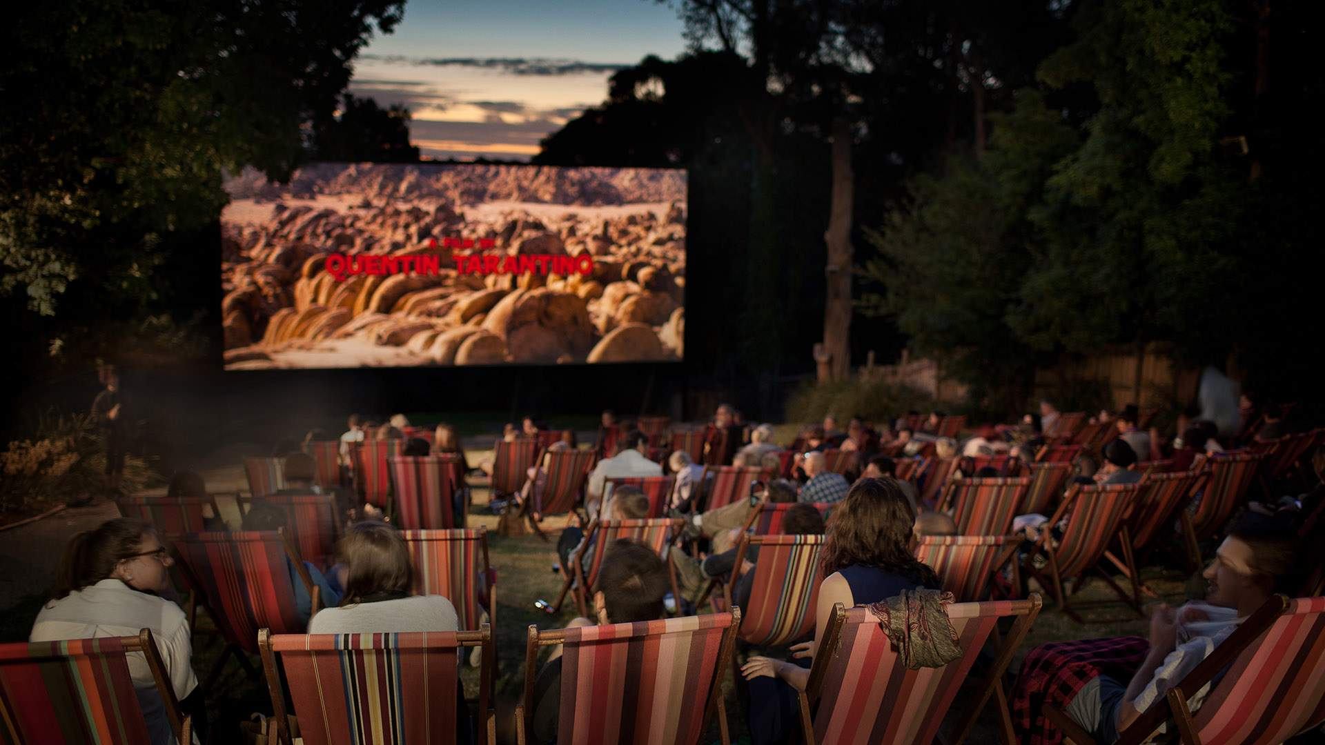 Cameo Outdoor Cinema 2018–19