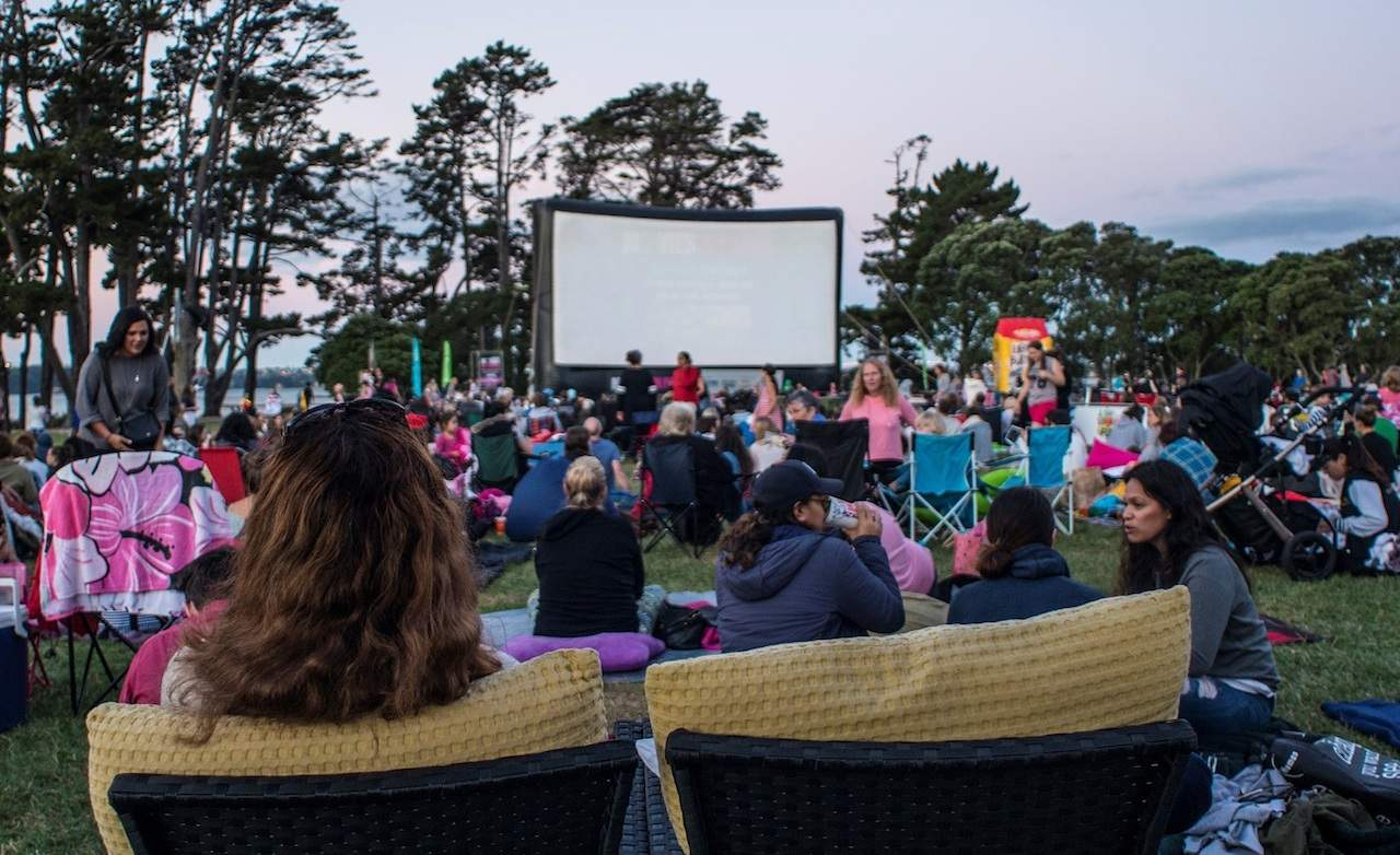 A Huge Lineup Has Been Announced for Auckland Council's Openair Music and Film Series