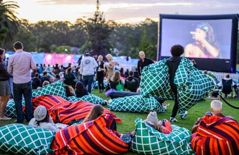 Sydney Hills Outdoor Cinema 2018