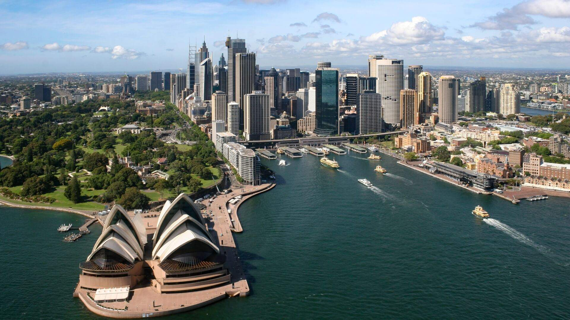 Sydney Has Been Named One of the Top Ten Best Cities in the World