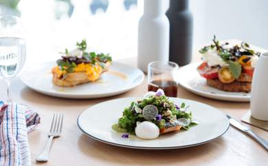Ten Cafes to Try in and Around Melbourne's Docklands