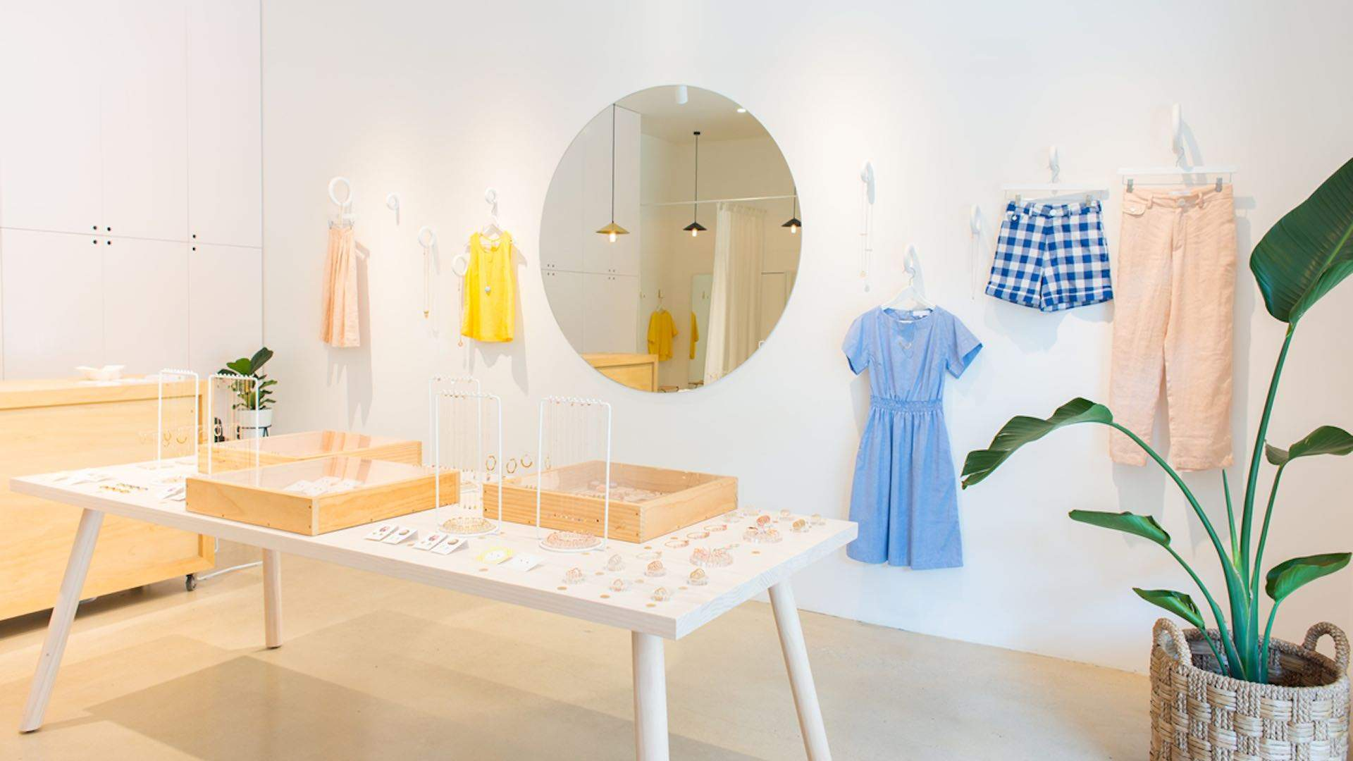 Naomi Murrell flagship store in Adelaide