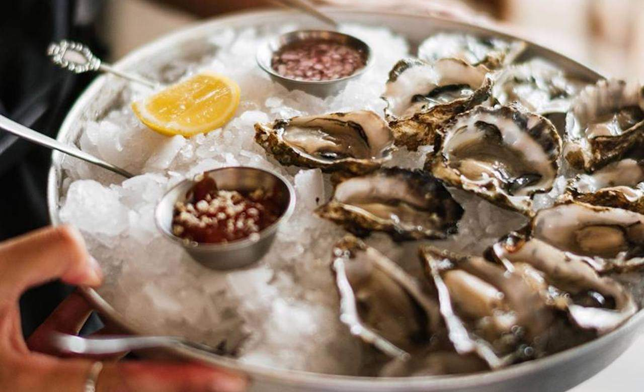 Saint Alice Free Bluff Oysters