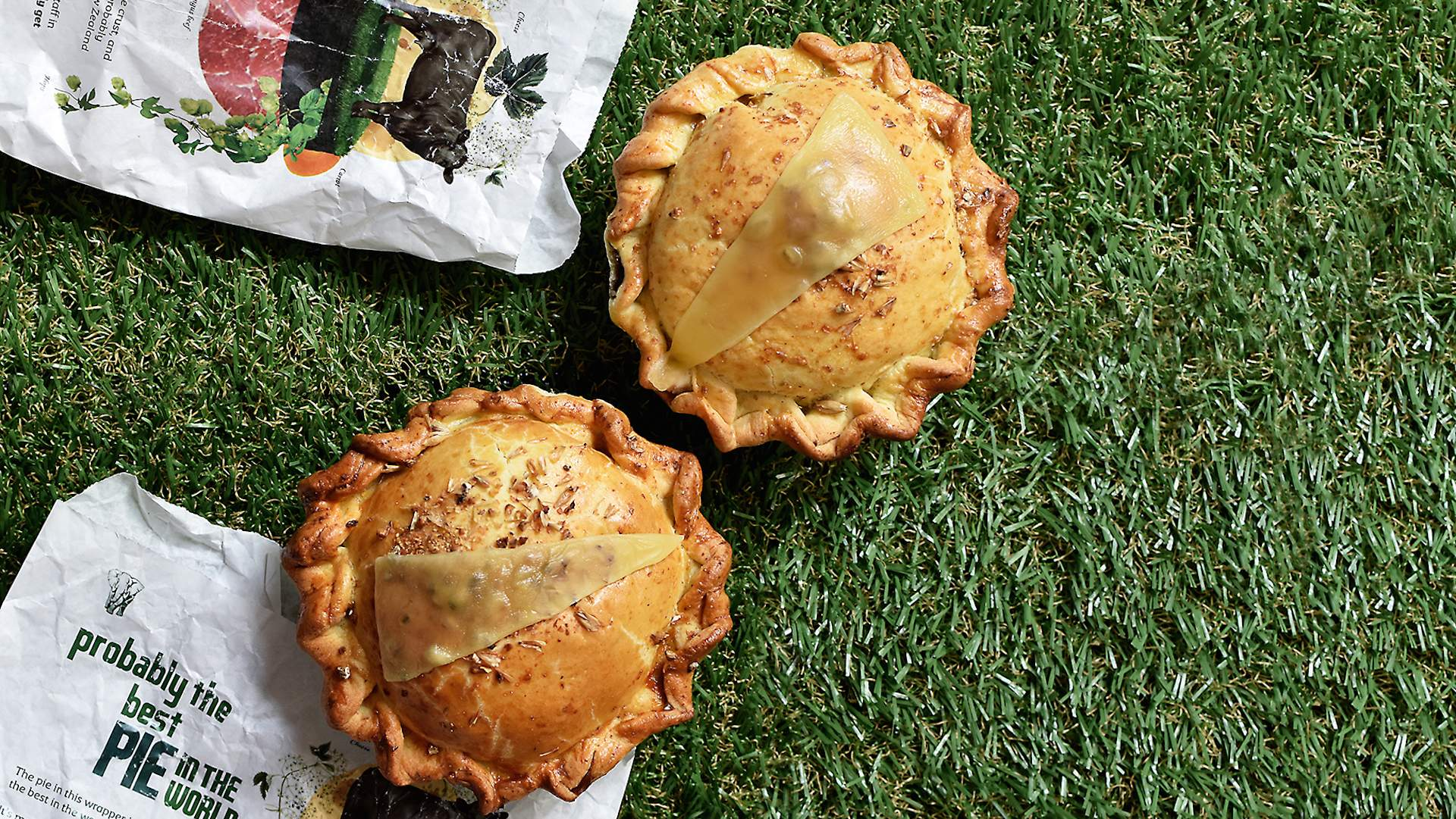 Carlsberg Pop-Up Pie Window