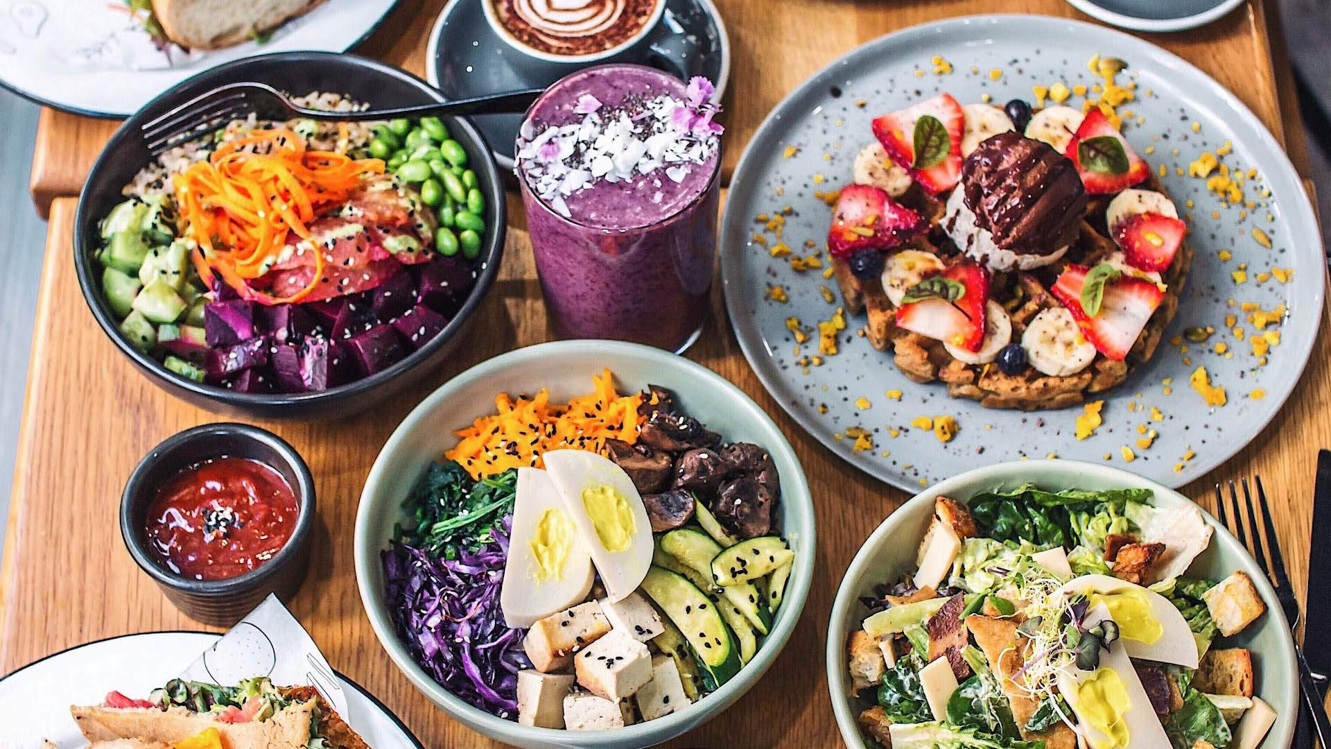 Eight Plant-Based Cafes in Sydney Everyone Should Try At Least Once