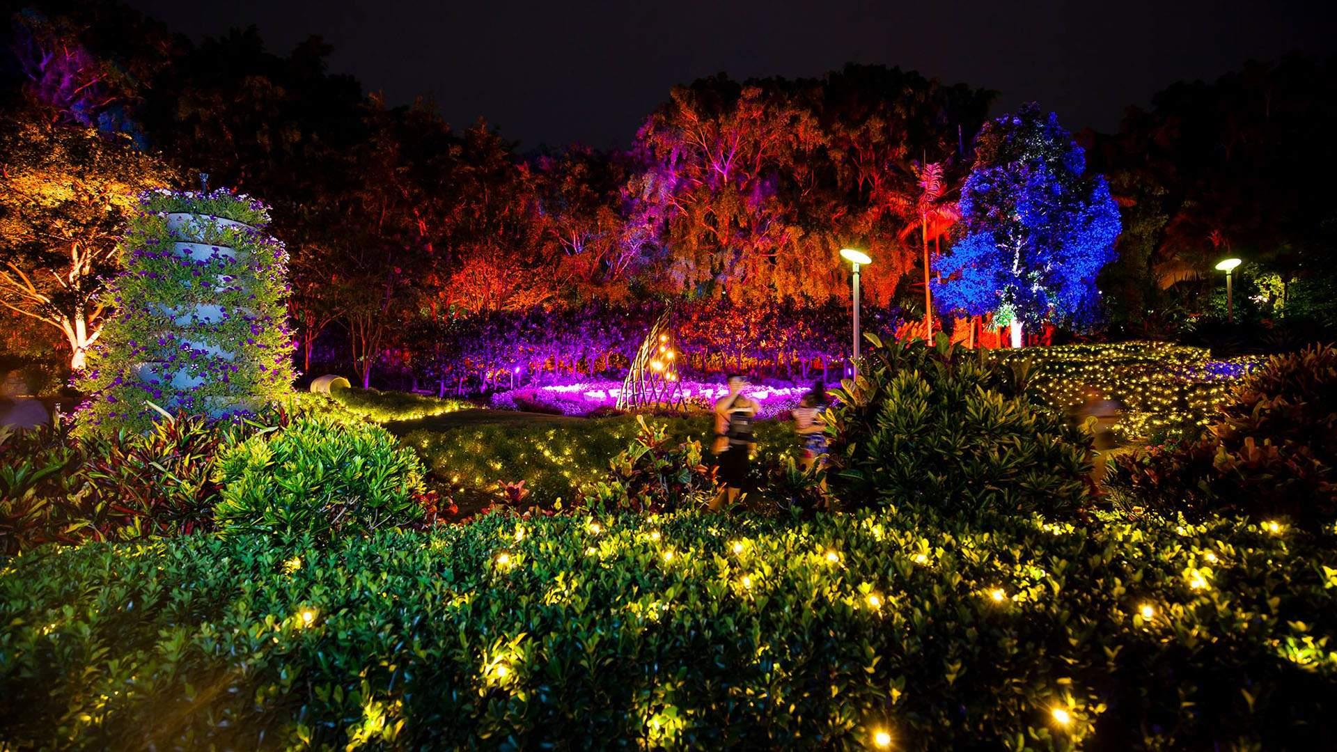 Enchanted Garden: The Enchanted Garden, Brisbane