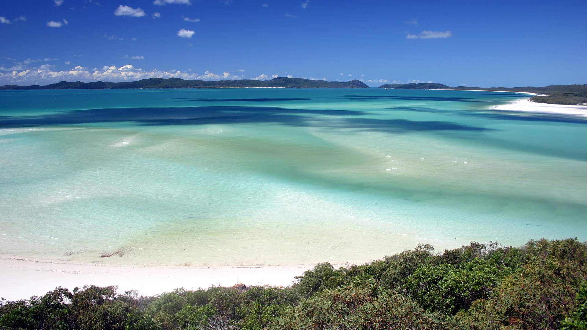 The Whitsundays' Whitehaven Beach Has Been Named One of the Best in the World