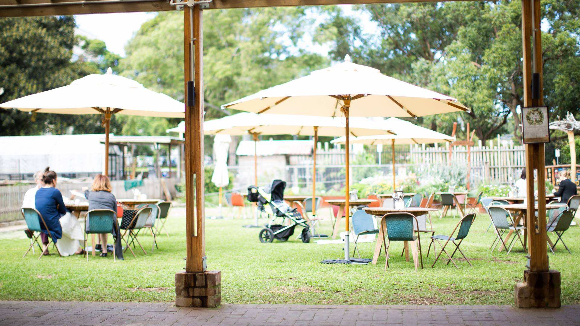 Acre Eatery at Camperdown Commons in Sydney