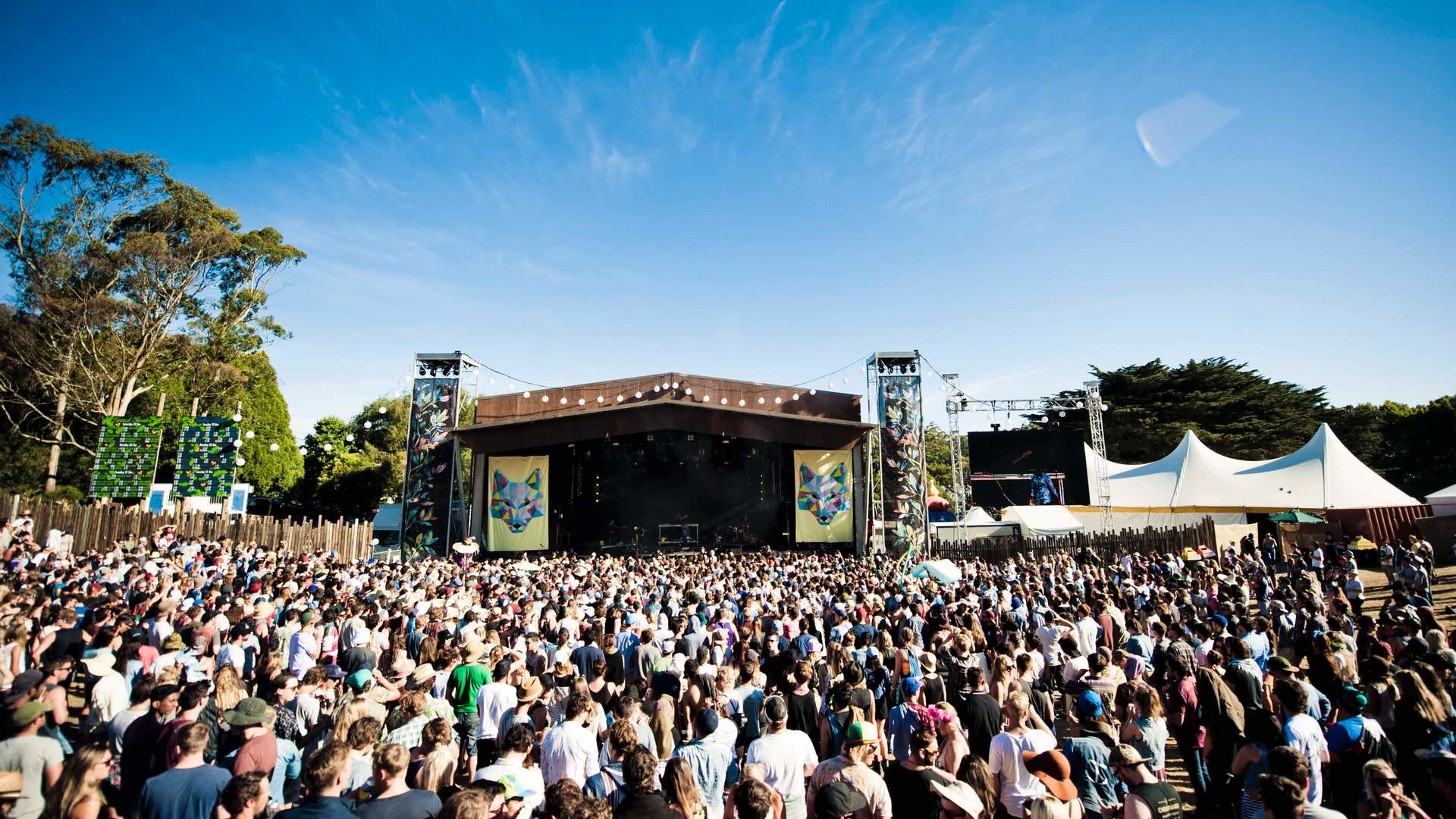 Falls Festival Is Forging Ahead with Plans for Its 2020 Music Festival