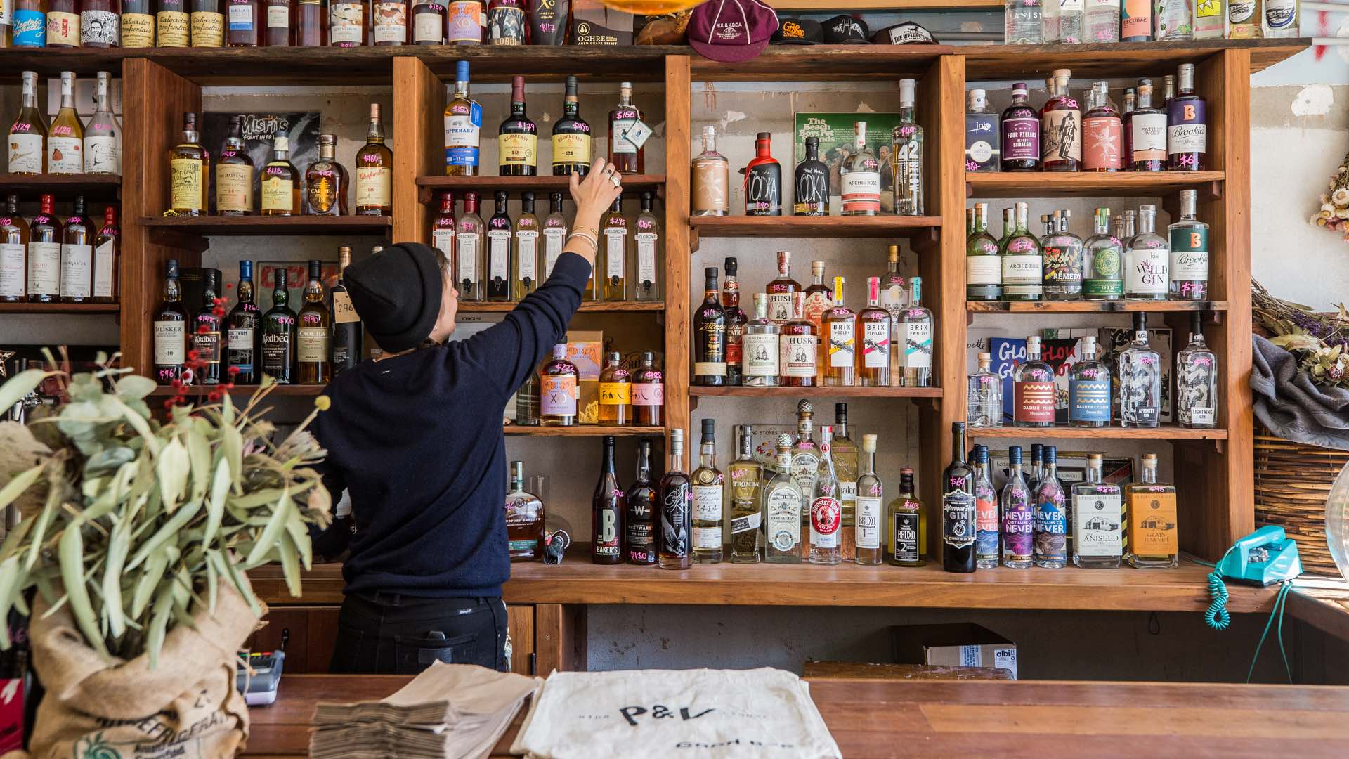 Boutique Cellars and Bottle Shops to Swing By on Your Way to a BYO Restaurant or Dinner Party