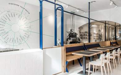Ratio Cocoa Roasters Is Brunswick's New Chocolate Roastery and Cafe