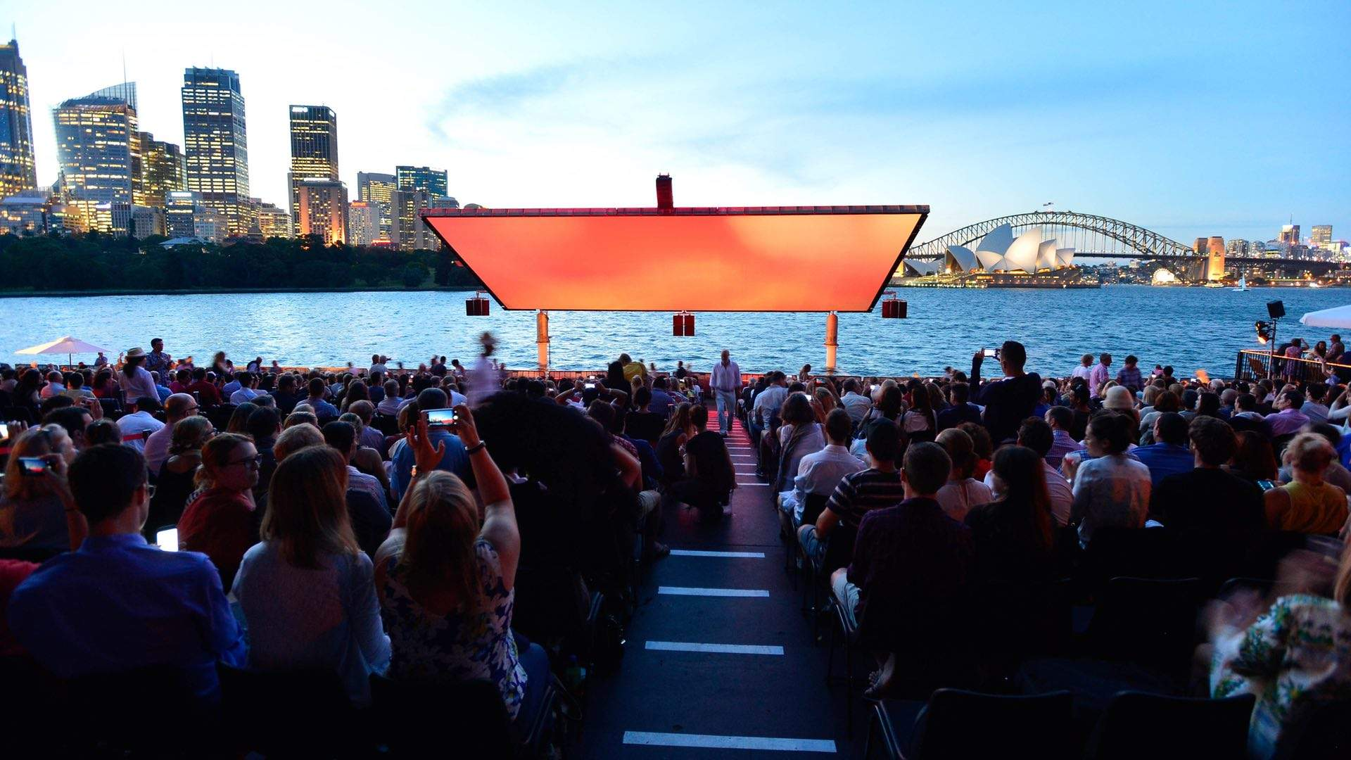 The Full 2020–21 Summer Program for Sydney's Westpac Openair Cinema Is Here