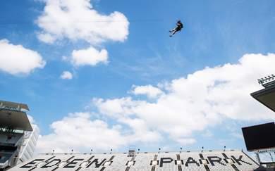 Eden Park Is Launching a Stadium-Length Zipline