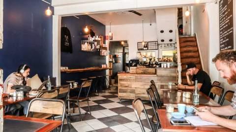 Tripod Cafe