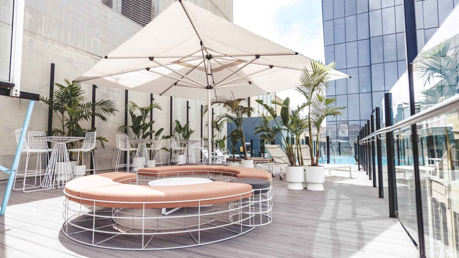 Adelphi Hotel 39 S Revamped Pool Deck Is The Ultimate Way To Escape The Scorching Cbd Streets