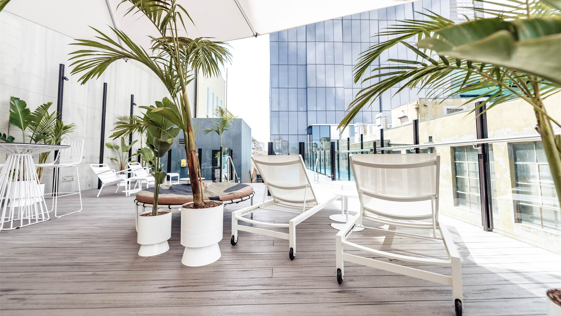 Adelphi hotel 39 s revamped pool deck is the ultimate way to - Adelphi hotel melbourne swimming pool ...
