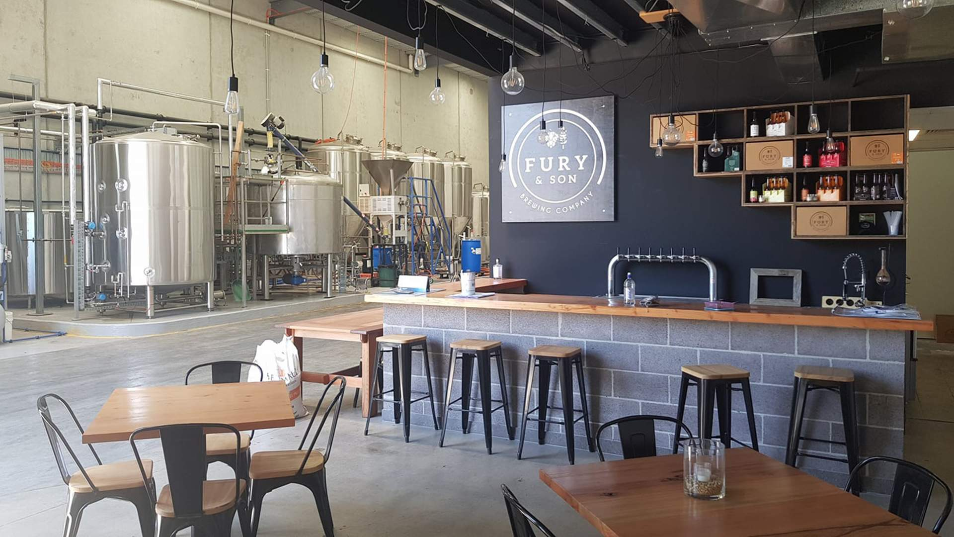 Fury & Son Brewing Company