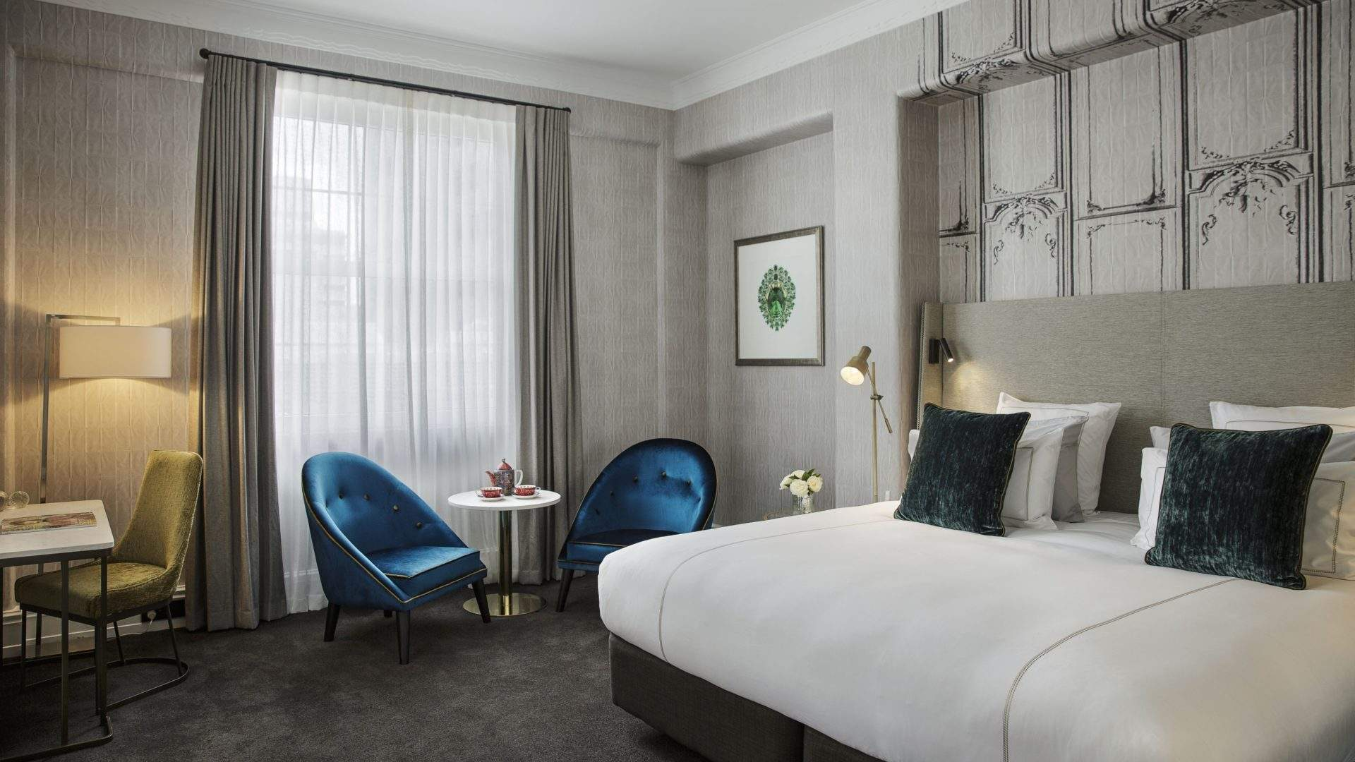 Tim roxborough visits auckland 39 s historic hotel grand for Best boutique hotels auckland