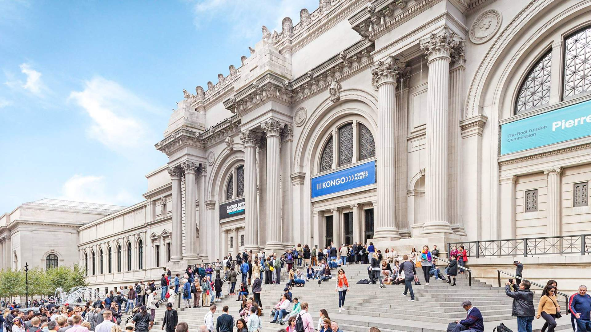 New York's Metropolitan Museum of Art Will Start Charging Tourists Entry Fees