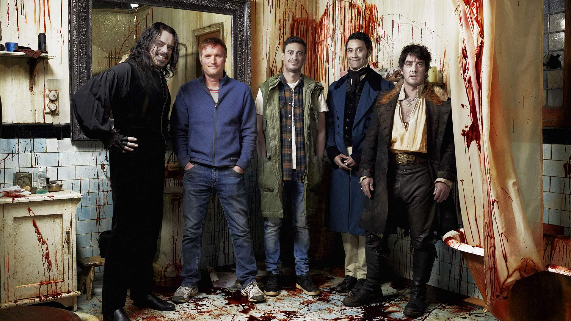 The First Clips of the US TV Remake of 'What We Do in the Shadows' Are Here