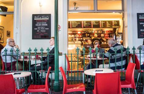 Italian Institution Bill & Toni's Is Opening a Second Sydney Restaurant