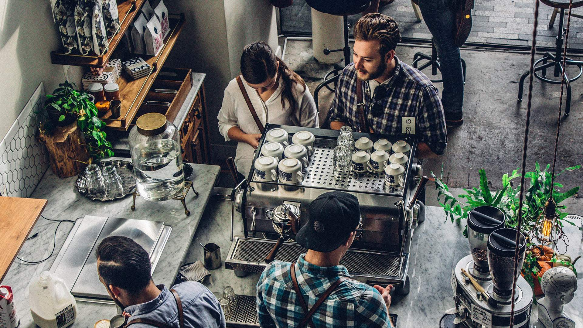 This Aussie-Made Facial Recognition System Is Being Used to Take Coffee Orders Across the Country