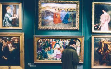 This App Will Search More Than a Thousand Museums and Galleries For Your Artistic Doppelganger