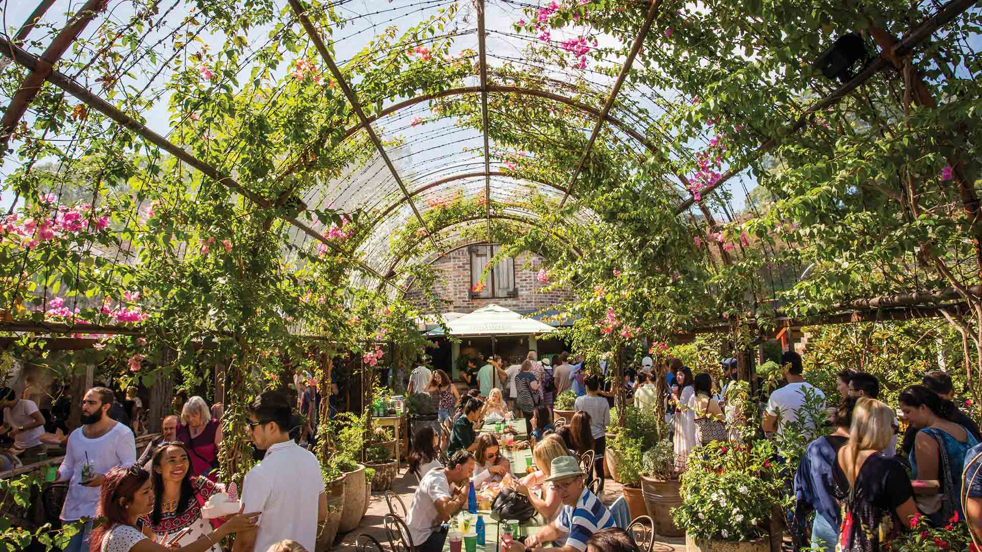 Alexandria rosebery and green square day and night guide - Mostardi s newtown square garden ...